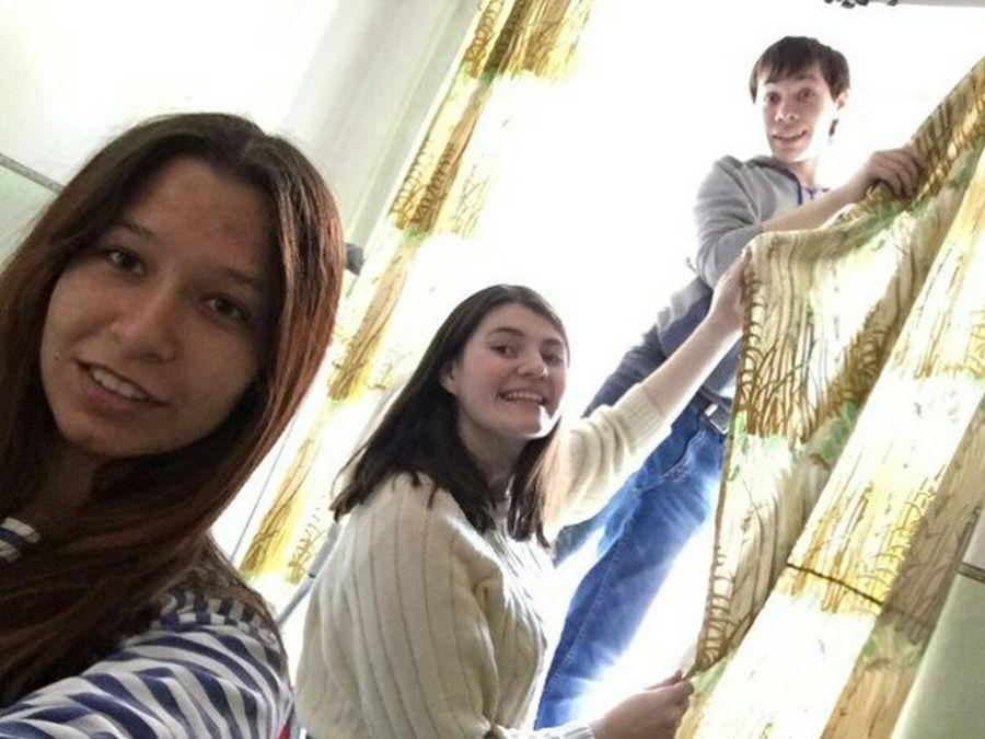 Нужны волонтёры! В Перми стартует традиционная весенняя благотворительная акция «Чистые окна»